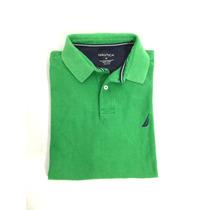 Playera Polo Nautica Performance Deck Shirt. Envio Inmediato