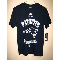 Playera Patriotas Nfl New England Patriots Pats