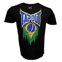 Camiseta Tapout World Collection Brazil Ufc