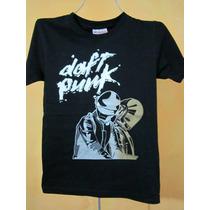 Playera Daft Punk