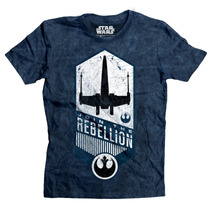 Playeras Star Wars Join The Rebellion De Mascara De Latex