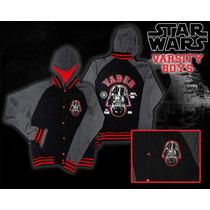 Chamarra Varsity Boys Mod: Vader Star Wars