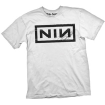 [art-factory] Indie Rock Bands - Playera De Nine Inch Nails