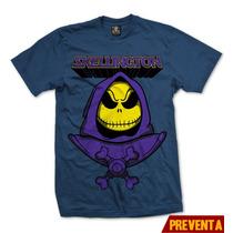 Playera Marca King Monster Mod: Jack Skelletor En Vandalos