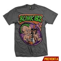 Playera Marca King Monster Mod: Blink Bebe Punk En Vandalos