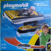 Playmobil 5161 Sports & Action Bote Lancha Click Riders