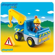 Playmobil 123 Mi Primera Grua 6791 Redisa