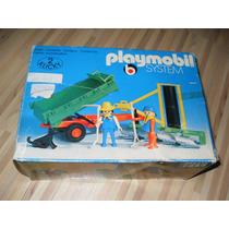 Playmobil System 3501 Grangeros Máquina Agricultura Vintage