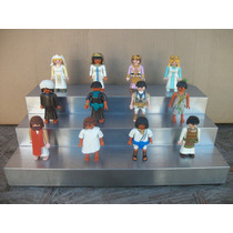 Tm.playmobil Lote De Fig.mixtas -16