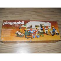 084 Playmobil System Super Deluxe Vacacionistas Vintage
