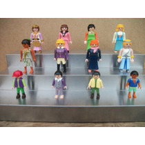 Tm.playmobil Lote De Fig.mixtas-33