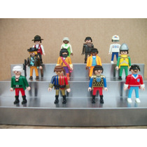 Tm.playmobil Lote De Fig.mixtas-32