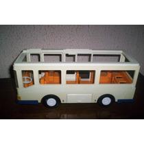 Playmobil Camion Pasajeros / Escolar 1988