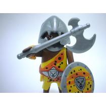 Playmobil Vintage Gladiador Romano Del Set 5824 Marca Geobra