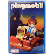 Playmobil 3834 Genio Con Lampara Magic Medieval Princesas Js