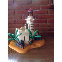 Playmobil Torre Del Faro Español Piratas