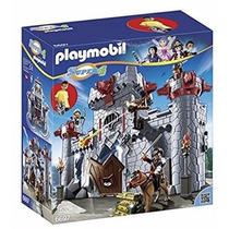 Playmobil 6697 Castillo Baron Negro Medieval Super Retromex