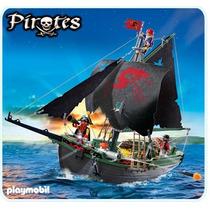 Playmobil, Barco Pirata De Radio Control 5238, Nuevo