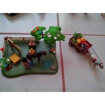 Playmobil 5457 Set 40 Aniv. Prado Y Carreta