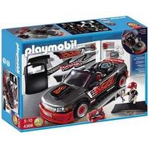 Playmobil 4366(coche Tunning Con Sonido) Caja Maltratada Gzt