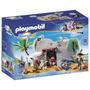 Playmobil 4797 Cueva Pirata Super 4 Medieval Retromex