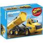 Playmobil 5468 Camión De Construcción Rosquillo Toys