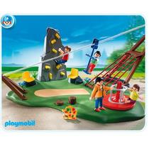 Playmobil 4015 Superset Parque Infantil, Juegos, Ciudad Niño