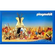 Playmobil, Campamento Indio 3733, Descontinuado