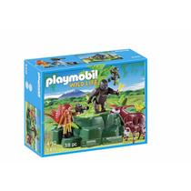 Playmobil 5415. Gorilas Y Okapis Zoológico. Playmotiendita