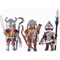 Playmobil 6326 Caballeros Asiaticos Add On Medieval Retromex
