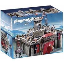 Playmobil 6001 Castillo Caballeros Halcon Medieval Retromex