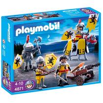 Playmobil 4871 Tropas Del Caballero León Rosquillo Toys