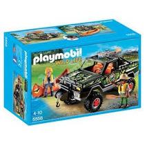 Playmobil 5558 Aventura En La Camioneta Pickup