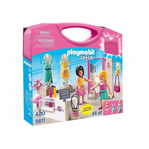 Playmobil 5611 Maletin Tienda Ropa Ciudad Retromex