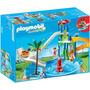 Playmobil 6669 Parque Acuatico Con Tobogan Ciudad Retromex