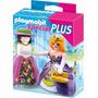 Playmobil 4781 Especial Princesa Y Maniqui Hadas Retromex!!