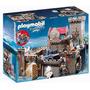 Playmobil 6000 Castillo Leon Caballeros Medieval Retromex