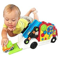 Vtech Go! Go! Car Carrier Llantas- Inteligente