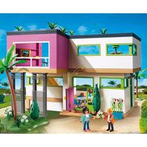 Playmobil 5574 Mansión Moderna Lujo Ciudad Casa Retromex