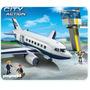 Playmobil 5261 Avion De Pasajeros Y Mercancia !!!