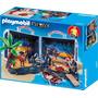 Playmobil 5347 Cofre Del Tesoro Pirata!!