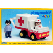 Playmobil 123 Ambulancia