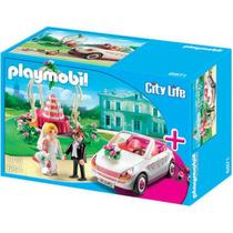 Playmobil 6871 Novios Carro City Life