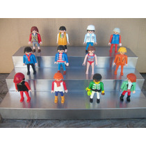 Tm.playmobil Lote De Fig.mixtas -13