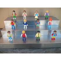 Tm.playmobil Lote De Fig.mixtas -17