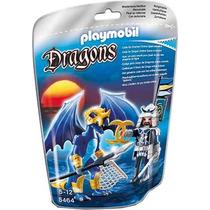 Playmobil 5464 Dragon D Hielo Y Samurai Medieval Retromex¡¡
