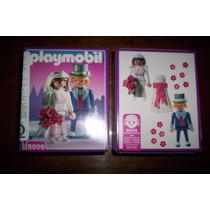 Playmobil Novios Victorianos Set 5509 Descontinuado