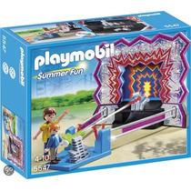 Playmobil 5547 Juego De Tiro Al Blanco Ciudad Zoo Js ¡¡