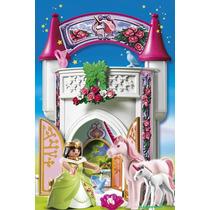 Playmobil 4777 Torre D Princesas Portatil Castillo Retromex