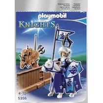 Playmobil 5356 Caballero D Orden Leon Medieval Retromex